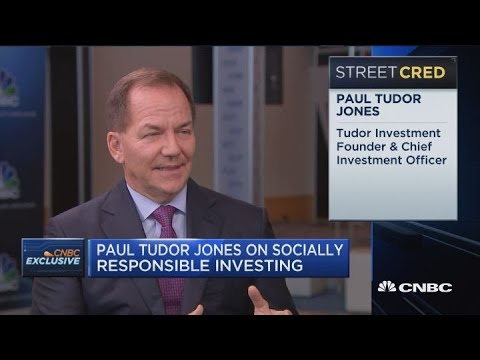 Tudor Jones: We have a mania going on in buybacks