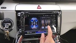 Joying Digital surround sound amplifier and speakers review for car Audio Head Unit