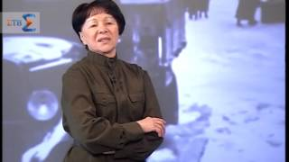 Стихи о войне на ЕТВ. Юлия Друнина, «Елка» (09.04.15)
