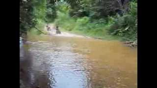 Parque Nacional Amboro - Ruta Cataratas del Jardin de las Delicias - Richard Willy Mancilla Ochoa