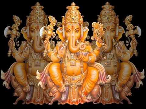Ekadantaya Vakratundaya by Shankar Mahadevan