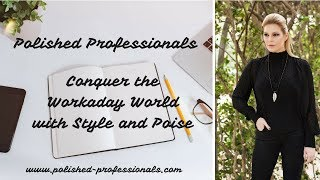 Why Polished Professionals?