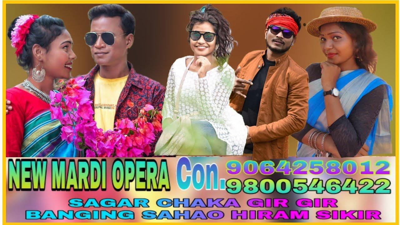 Latapata Dada Night Dhamaka 2021 ¦¦ Pankaj, Eliyas, Gagabati & Tina Hembrom ¦¦ New Mardi Opera 2021