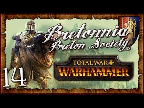 [14] Breton Society - Total War: Warhammer (Bretonnia) Campaign Lore Series