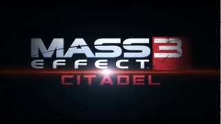 Mass Effect 3 - Citadel DLC - Tali sings