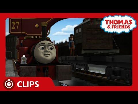 Harvey The Crane Engine | Thomas & Friends UK