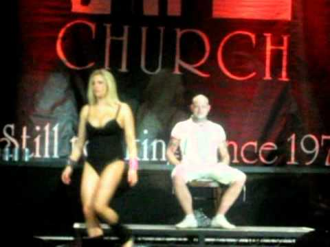 "The Best Party Place In LONDON - ""The Church"""