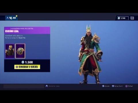 Nova Skin   GUAN YU   Fortnite Battle Royale - YouTube e7996c4158