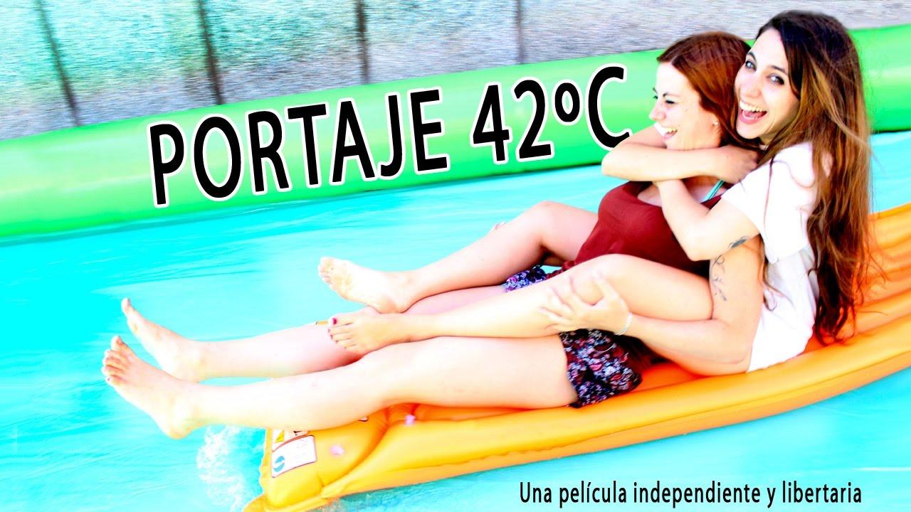 Ver Portaje 42 grados – Película completa en español. en Español