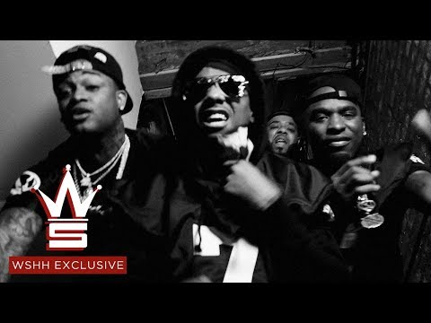 """Nick Cannon, Conceited, Charlie Clips, Hitman Holla """"Fuck Tha Police Remix"""" (WSHH Exclusive)"""