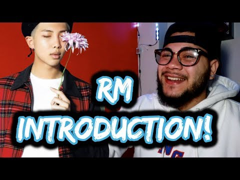 An Introduction to BTS: Rap Monster Version  REACTION & THOUGHTS  | JAYVISIONS