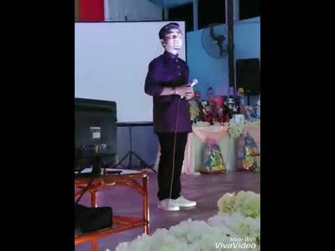 Wahai Kekasihku - Fitri Haris live At Malam Amal Usahawan Matu Daru Sarawak 13/10/2018