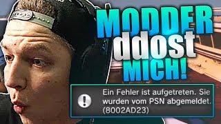 Alltag in Call of Duty / Ich gegen Modder | SpontanaBlack