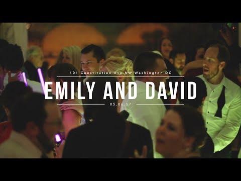 Emily & David - 101 Constitution Roof Terrace Film