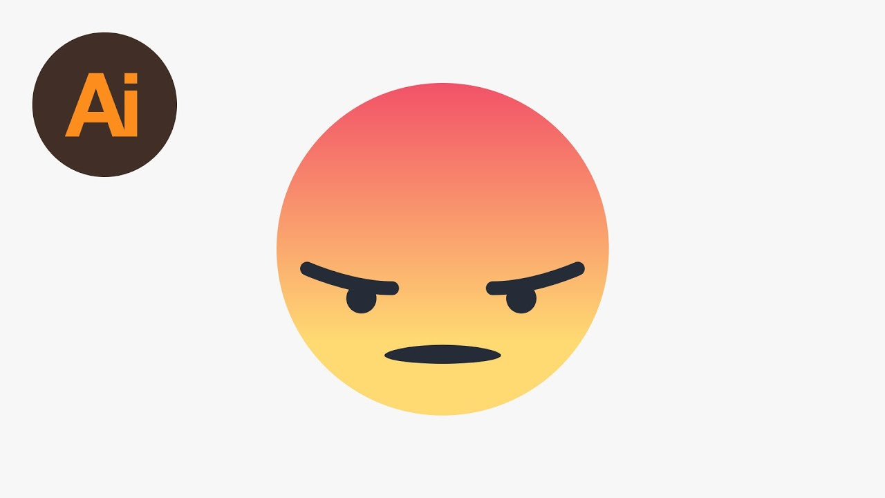 angry face emoticon facebook - photo #6