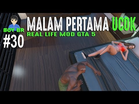 SULTAN JATUH CINTA - REAL LIFE Part 30 - GTA 5 MOD INDONESIA