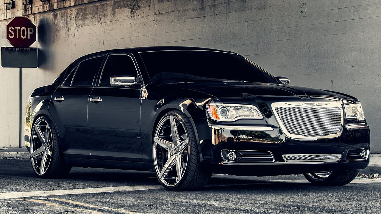 Chrysler 300 2016 Hemi >> Chrysler 300 on Lexani R-4 Wheels by California Wheels - YouTube