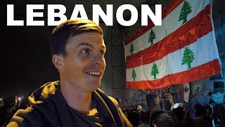THE TRUTH ABOUT LEBANON & the Revolution
