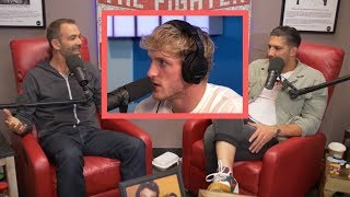 Logan Paul Out of Slap Competition, Jokes He Wants To Box Bryan Callen