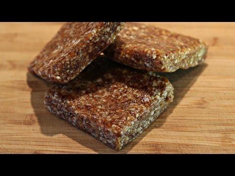 Homemade Energy Bars   2 Ingredient LARABARs