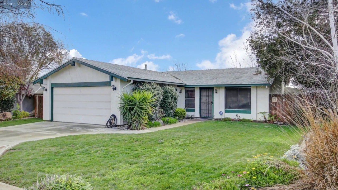 Tracy CA Homes For Sale | Tracy Real Estate | 310 Yosemite Drive, Tracy CA  95376, USA