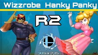 SNS - COG | Wizzrobe (C. Falcon) vs HankyPanky (Peach) - Melee Round 2 Pools