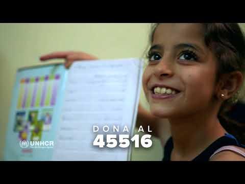 UNHCR SPOT 2018 NO GFX