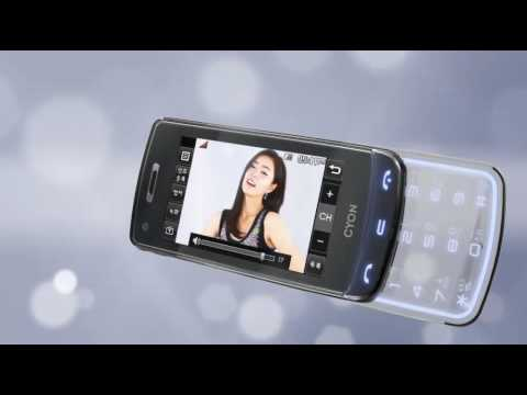 LG GD900 crystal phone commercial