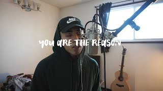 Download Lagu Calum Scott - You Are The Reason (Cover By John Concepcion) Mp3