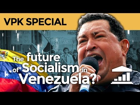 3 scenarios for VENEZUELA's future - VisualPolitik EN