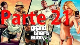 Grand Theft Auto V Gameplay Parte 21 Full HD Soy Productor De Cine!  TheJairovY
