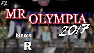 Mr Olympia 2017 - Men