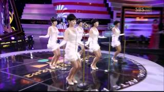 Wonder Girls - Nobody (11-27-2008)