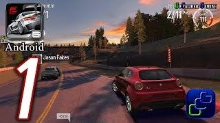 GT Racing 2: The Real Car Exp. Android Walkthrough - Gameplay Part 1 - Campaign: Alfa Rimeo Mito