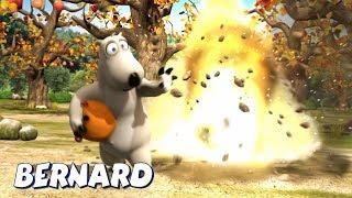 Bernard Bear | 💥The Explosion💥 AND MORE | Cartoons for Children | Full Episodes