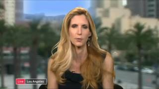 Ann Coulter is really, really disappointed by Donald Trump