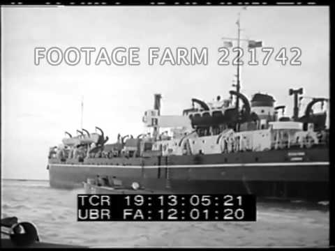 Suez Crisis: Troops, UN VIPs etc 221742-02 | Footage Farm