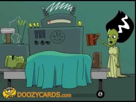 Sexy Halloween Joke - YouTube