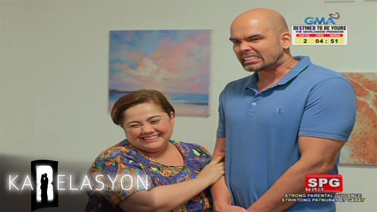Karelasyon: Si misis, si mister at si best friend