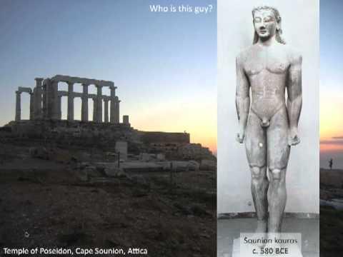 5-Archaic sculpture