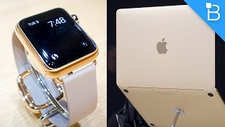 Should you buy the New MacBook or Apple Watch?