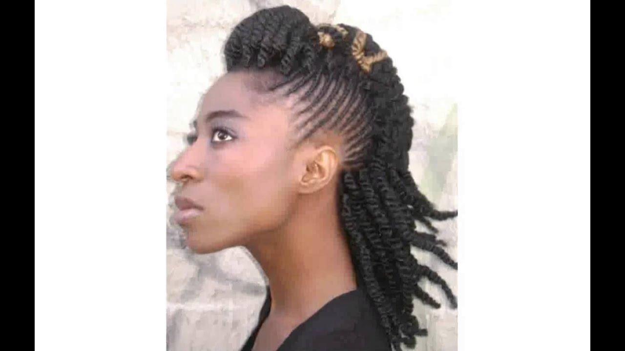simple hairstyles black girls