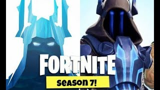 *NEW* SEASON 7 BATTLE PASS OUT NOW! 100 NEW IT!EMS // UPDATE IN FORTNITE! (Fortnite Battle Royal)