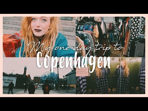 my one day trip to Copenhagen