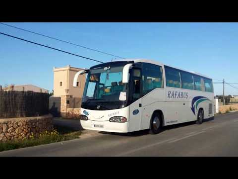 IVECO: 55 SEATS + DRIVER + GUIDE
