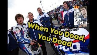Библиотека мотоциклиста: 'When You Dead, You Dead' by Guy Martin