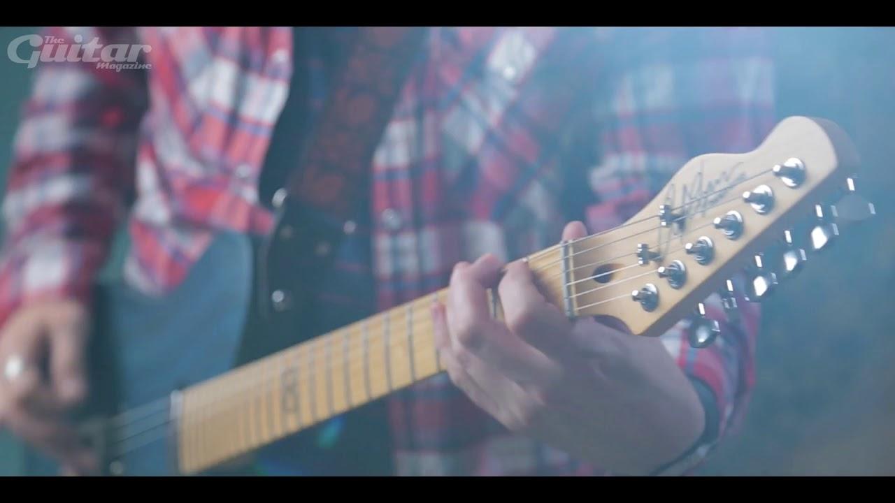 chapman guitars ml3 pro traditional demo youtube. Black Bedroom Furniture Sets. Home Design Ideas