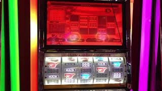 VGT Slots Land Of The Free - Red Screens Triple The Money 9 Lines Red Spins Choctaw Casino Durant OK