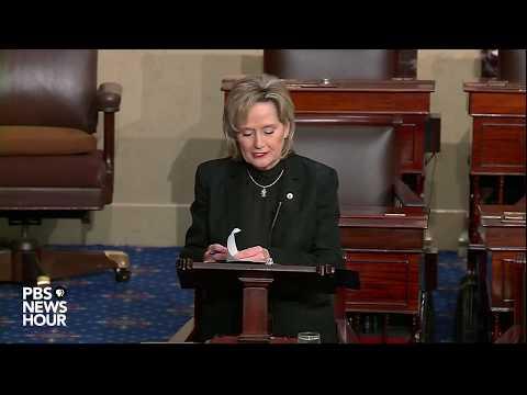 WATCH: Sen. Hyde-Smith's Full Statement On Trump's Impeachment Trial | Trump Impeachment Trial