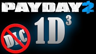 Gambar cover NO DLC One Down Build - Payday 2 (No Crossbows!)